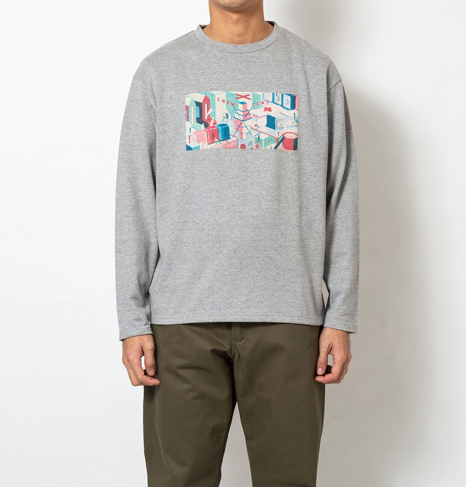 Chem factory LS TEE(GRAY)