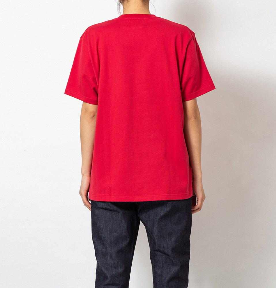 Fantom Wig  TEE(RED)