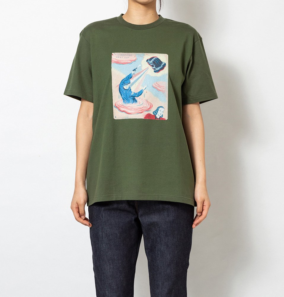 Fantom Wig  RAY TEE(GREEN)