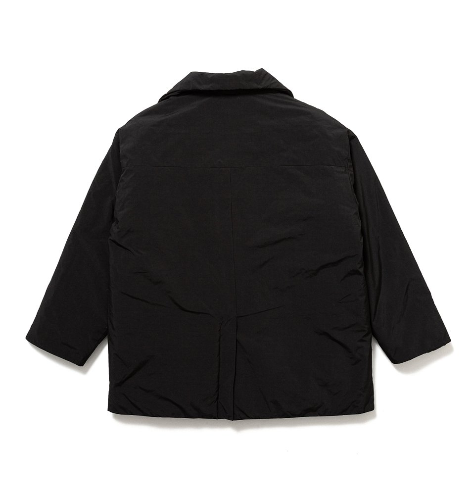 PUFF COAT(BLACK)