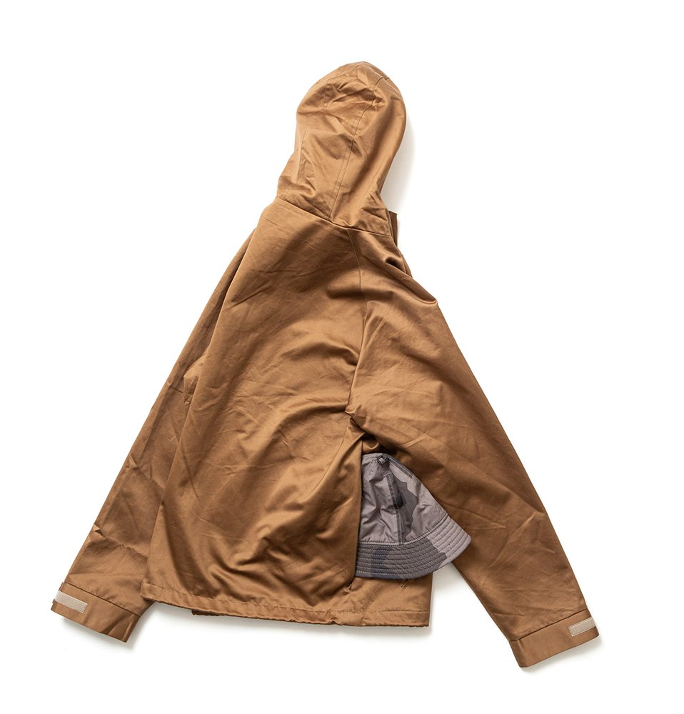 MT SATIN JKT(BEIGE)