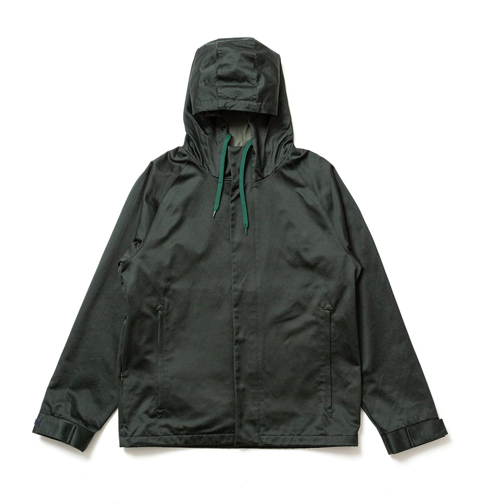 MT SATIN JKT(GREEN)