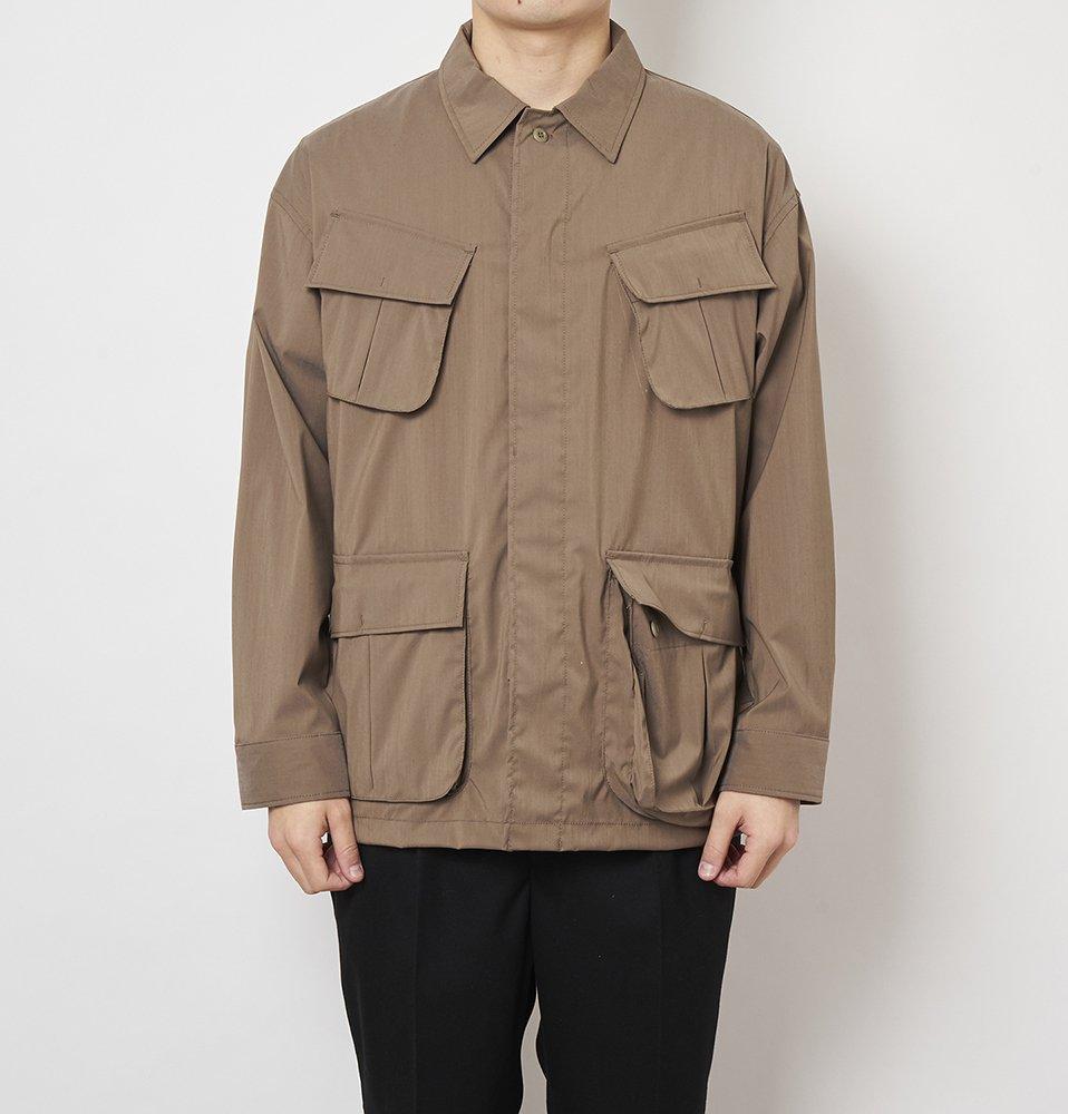 Fatigue Shirt(BEIGE)