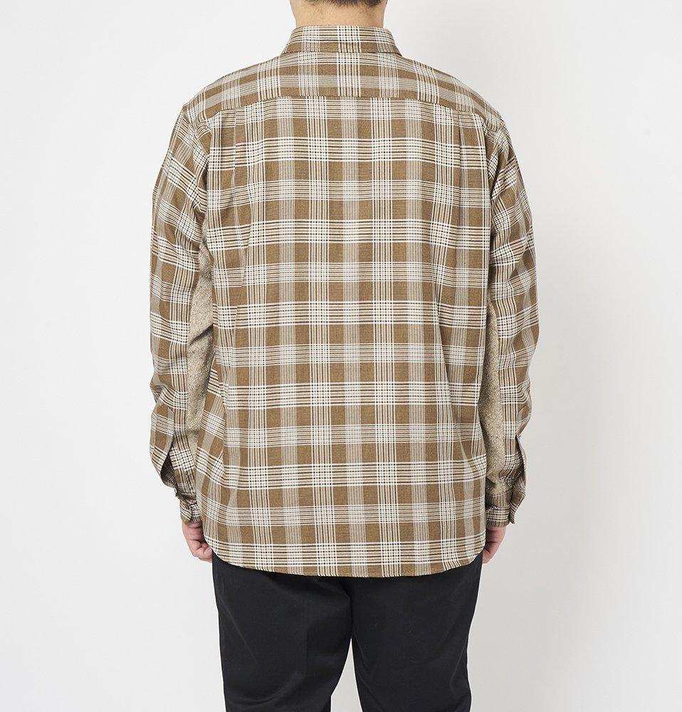 Arm Knit Shirt(BEIGE)