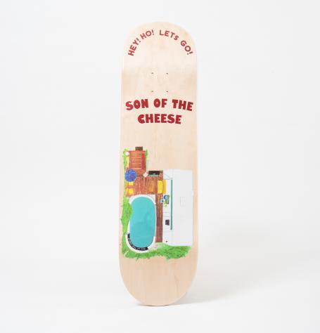CHEESE DECK (NATURAL)