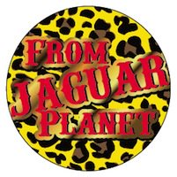 JAGUARさんステッカー FROM JAGUAR PLANET