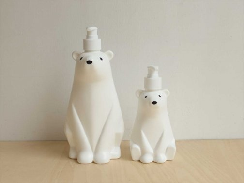 household:白熊ディスペンサー