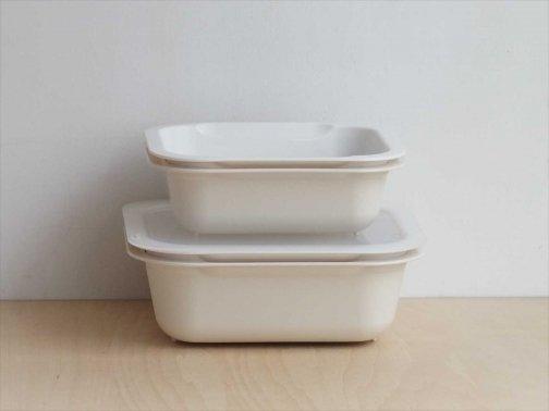 台所で:レンチン容器