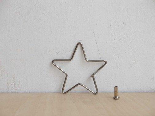 屋外で:星