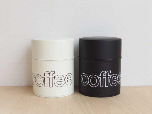 飲食に:coffee缶