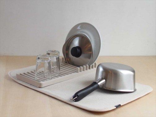 kitchen:水切マット/トレイ付