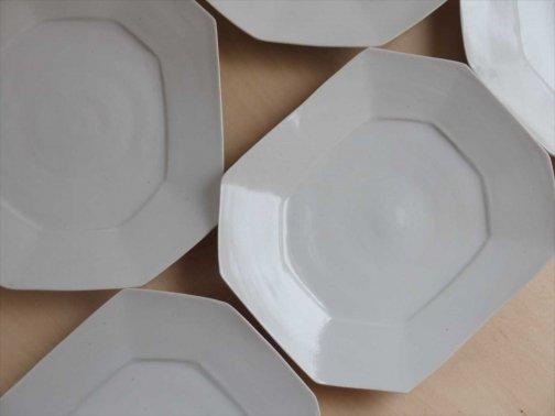 八角中華皿