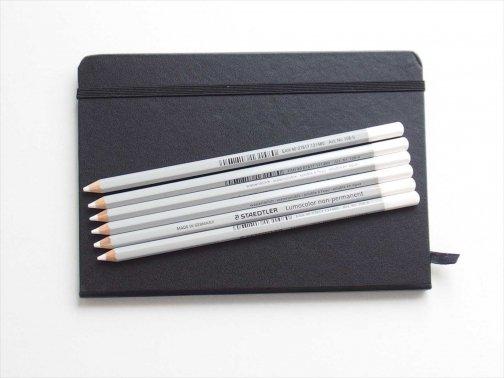 その他:白鉛筆
