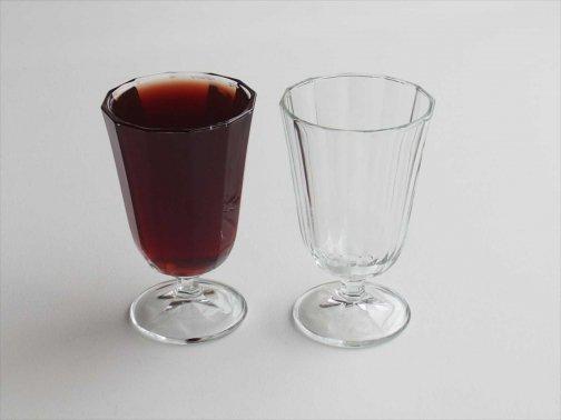 飲食に:ウォーターワイングラス