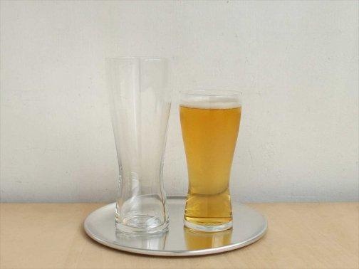 飲食に:ビアグラスA