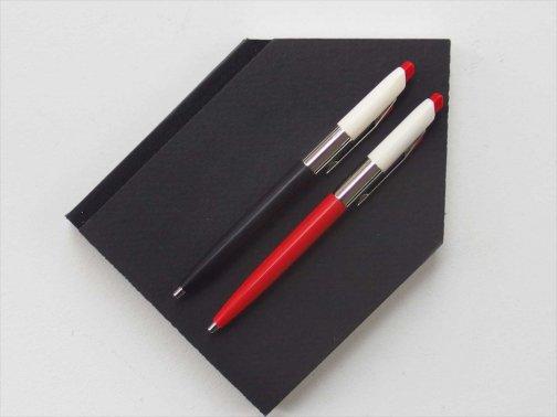 レトロノック式ボールペン