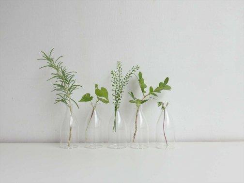 ミニミニガラス花瓶