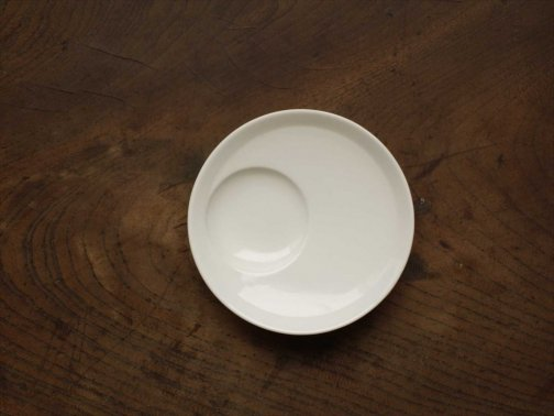 飲食に:月の小皿