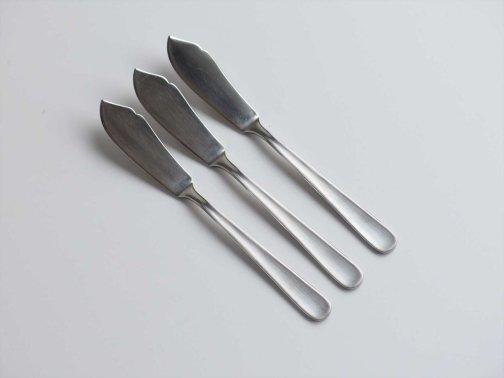飲食に:マーガリンナイフ