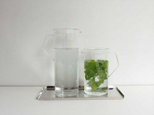 飲食に:オールガラスジャグ