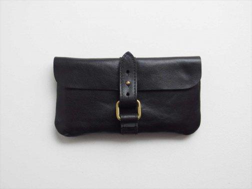 outdoor:黒財布