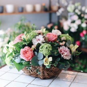 【母の日2018】Mother's Day Arrangement - L -