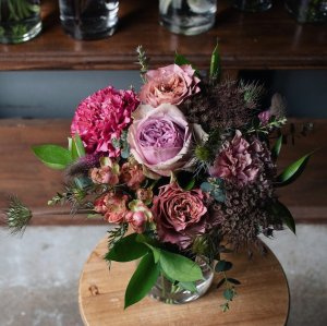 【母の日2019】Mother's Day Bouquet -CHIC-