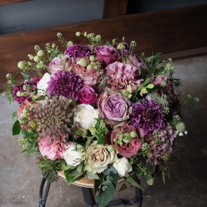 【母の日2019】Mother's Day Arrangement -CHIC Premium-