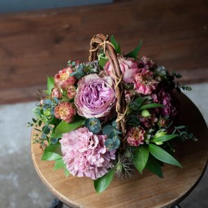 <5/4〜6着>【母の日2019】Mother's Day Arrangement -CHIC-