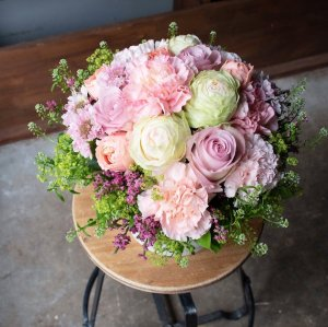<5/4〜6着>【母の日2019】Mother's Day Arrangement -PINK Premium-