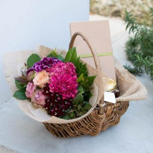 <5/4〜6着>【母の日2019】 Mother's Day Special Basket -CHOCOLATE SET-