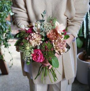 【5/1(土)~3(月)着】Mother's Day 2021 Bouquet -CLASSICAL-
