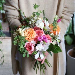 【5/4(火)~9(日)着】Mother's Day 2021 Bouquet -VITAMIN-
