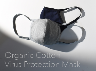 Organic Cotton Virus Protection Mask