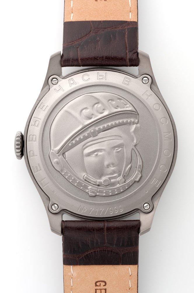 チタニウムエディション STURMANSKIE 2609/3717128 ガガーリン 腕時計 アニバーサリーモデル シュトゥルマンスキー 正規品