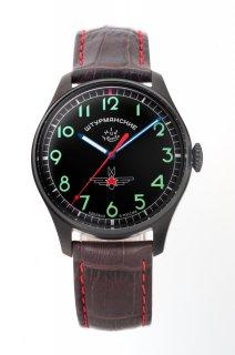 Gagarin アニバーサリーモデル チタニウムエディション Black PVD