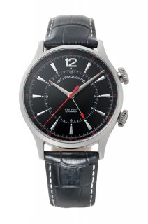 NEW STRELA alarm black
