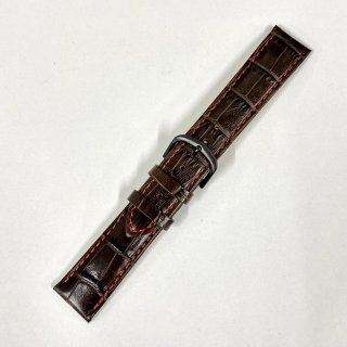 STURMANSKIE  赤ステッチレザーベルト 20mm