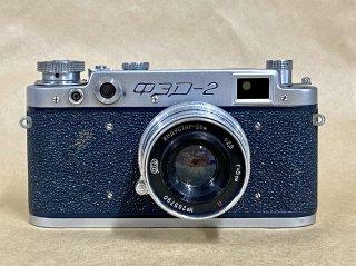 FED2 type-b ブルーボディー(フェド2)