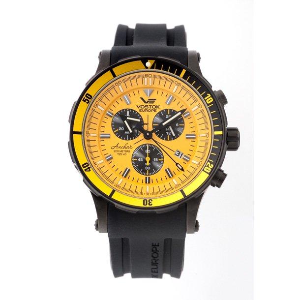 【アンチャール】ANCHAR Chronograph 6S30/5104185