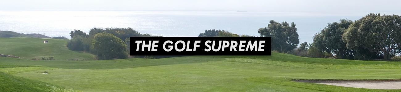 THE GOLF SUPREME