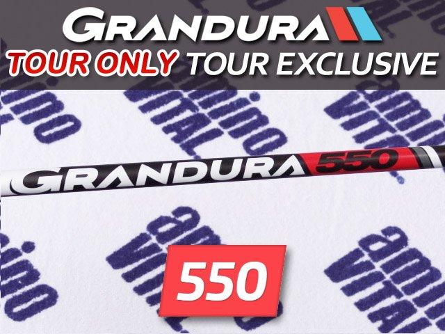 【新品】GRANDURA 550 TOUR EXCLUSIVE 刻印 新品 アンカット 46インチ【未市販プロト】<フレックス選択商品>