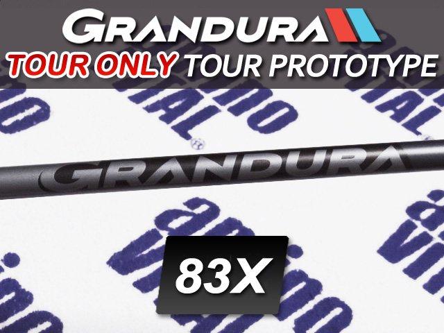 【新品】GRANDURA TOUR PROTOTYPE 83 X 新品 アンカット 46インチ【未市販プロト】<実重量選択商品>