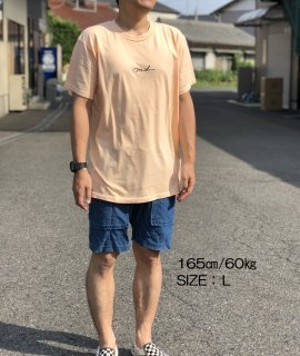 <img class='new_mark_img1' src='//img.shop-pro.jp/img/new/icons1.gif' style='border:none;display:inline;margin:0px;padding:0px;width:auto;' /><FRUIT DYED> Mikan Tee