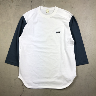 <img class='new_mark_img1' src='https://img.shop-pro.jp/img/new/icons38.gif' style='border:none;display:inline;margin:0px;padding:0px;width:auto;' />【SCREEN STARS】 3/4 Sleeve Logo EB Tee [4カラー×3サイズ]