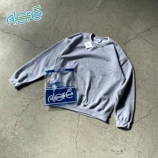 【Alore】 Logo Eb Sweatshirt [3カラー×3サイズ]