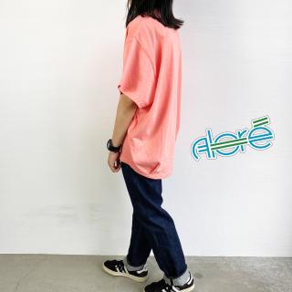 【Alore/アローレ】 Big Silhouette Tee