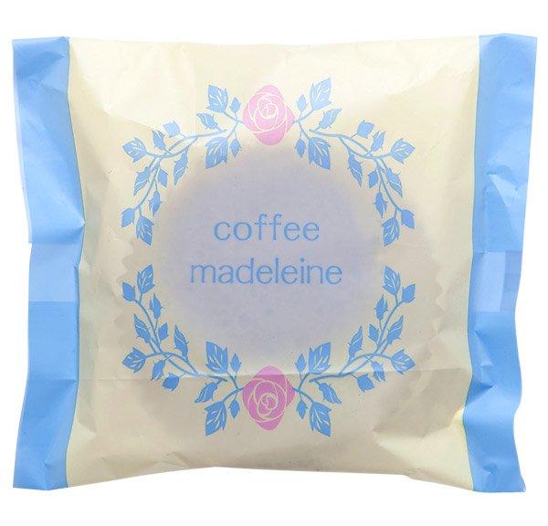 MouMou(ムームー)マドレーヌ コーヒー