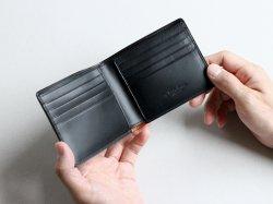 二つ折り財布<カード> Feel Card