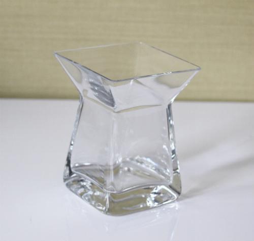 ガラスフラワーベースKAS